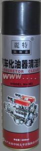 CARBURETOR CLEANER Carb' Choke And Valve Cleaner 600ml Aerosol [Mainland UK Delivery Only]
